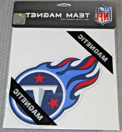 nfl tennessee titans flames 8 inch team