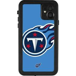 NFL Tennessee Titans iPhone 11 Waterproof Case - Tennessee T