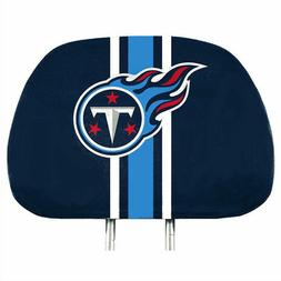 Team ProMark NFL Tennessee Titans Full-Print Head Rest Cover