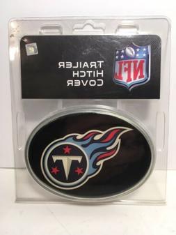 NFL Trailer Hitch Cover Tennessee Titans NIB Car Truck Trans