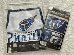 nwt lot of 2 tennessee titans nfl