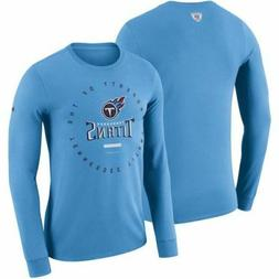 nwt tennessee titans property of long sleeve