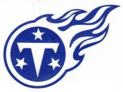 REFLECTIVE Tennessee Titans fire helmet motorcycle hard hat