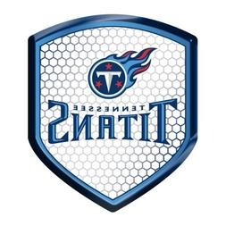 Tennessee Titans Official NFL 2.5 inch x 3.5 inch Reflective