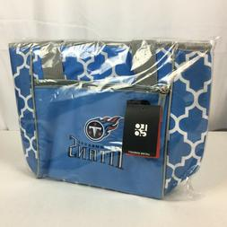 Tennessee Titans 16 Can Cooler Tote Bag Insulated NFL New