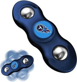 TENNESSEE TITANS 2 in 1 Flik Fidget Hand Spinner & Rolling B