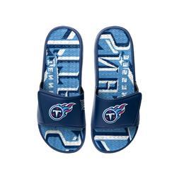 Tennessee Titans 2020 NFL Men's GEL Slide On Sandal FREE SHI