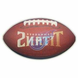 TENNESSEE TITANS 3-D MAGNET ULTRADEPTH HOLOGRAM CAR OR LOCKE
