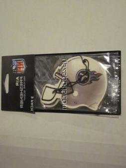 Tennessee Titans 3 Pack Air Freshener