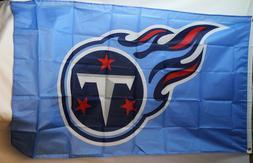 tennessee titans 3 x 5 flag banner