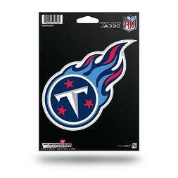 """Tennessee Titans 5"""" Vinyl Die Cut Decal Bumper Sticker Auto"""