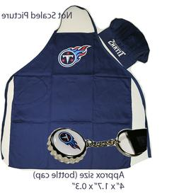 tennessee titans apron and chef hat