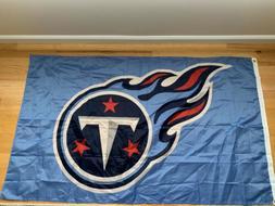 Tennessee Titans Banner Flag 3'x5'