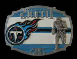 TENNESSEE TITANS BUCKLE BUCKLES NEW!