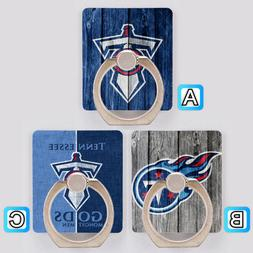 Tennessee Titans Cell Phone Holder Ring Stand Mount Accessor