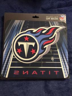 Tennessee Titans Computer Mouse Pad NFL Neoprene Football Sp