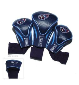 Tennessee Titans Contour Fit Headcover Set