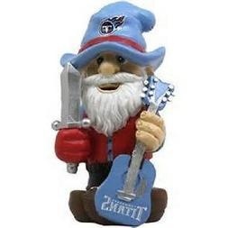 """Tennessee Titans Decorative Thematic Garden Gnome NEW 11"""" -"""