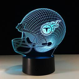Tennessee Titans Derrick Henry Collectible Home Decor Light