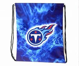 Tennessee Titans Drawstring Bags Men Digital Printing Bags 3