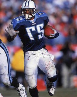 Tennessee Titans EDDIE GEORGE Glossy 8x10 Photo Football Pri
