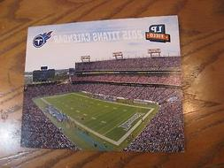 "Tennessee Titans Football Calendar 2015 - Approx. 8 1/2"" x 7"