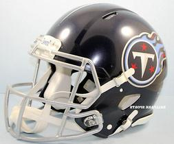 TENNESSEE TITANS - Riddell Full-Size Speed Authentic Helmet