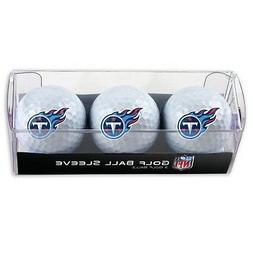 Tennessee Titans Golf Balls 3 Pack