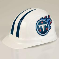 TENNESSEE TITANS HARD HAT ADJUSTABLE COMPLIES WITH OSHA NEW