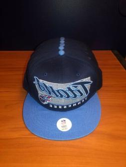 Tennessee Titans Hat Snap Back Adult One Size Licensed New