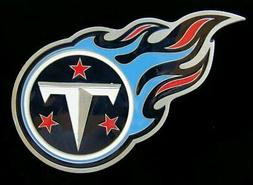 TENNESSEE TITANS LOGO BELT BUCKLE BUCKLES NEW
