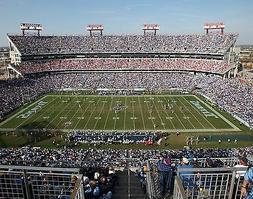"""Tennessee Titans LP Field NFL Football Photo 11""""x14"""" 02"""