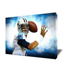 Tennessee Titans MARCUS MARIOTA Poster Photo Painting Artwor