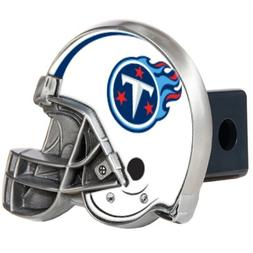 Tennessee Titans Metal Helmet Trailer Hitch Cover