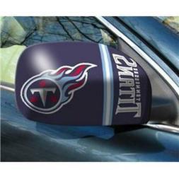 Tennessee Titans Mirror Cover - Small