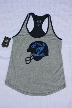 Tennessee Titans Music City Nike football helmet tank top sh