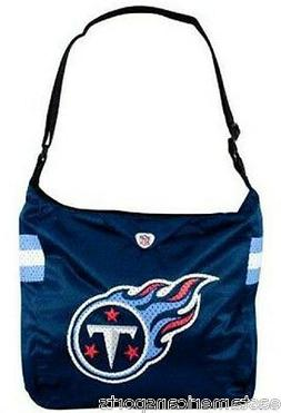 Tennessee Titans MVP Jersey Messenger Purse Tote Tailgate Ba