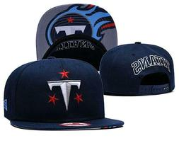 Tennessee Titans New NFL Embroidered Hat Snapback Adjustable
