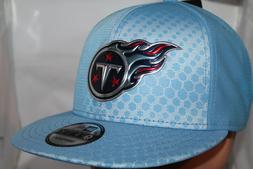 Tennessee Titans New Era NFL 9FIFTY On-Field Color Rush Snap