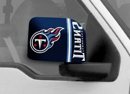 Tennessee Titans NFL Car/Truck Mirror Covers - Size: Large