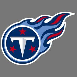 Tennessee Titans NFL Car Truck Window Decal Sticker Football