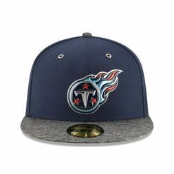 Tennessee Titans New Era NFL Draft On Stage 5950 Fitted Flat