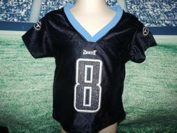 Tennessee Titans NFL Football Jersey, Lots of Bling! Girl's