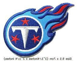 TENNESSEE TITANS NFL Football Sport Embroidery Patch logo ir