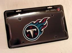 Tennessee Titans NFL Laser Cut License Plate Cover