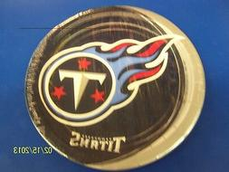 """Tennessee Titans NFL Pro Football Sports Banquet Party 9"""" Pa"""