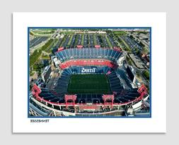 TENNESSEE TITANS Nissan Stadium Photo Picture FOOTBALL Poste