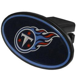 Tennessee Titans Plastic Oval Trailer Hitch Cover