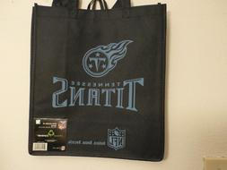 Tennessee Titans  Reusable Cloth Fabric Shopping Bag Tote ne