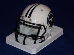 Tennessee Titans Riddell NFL Football Speed MINI HELMET with